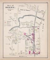 Keene - Ward 5, New Hampshire State Atlas 1892 Uncolored